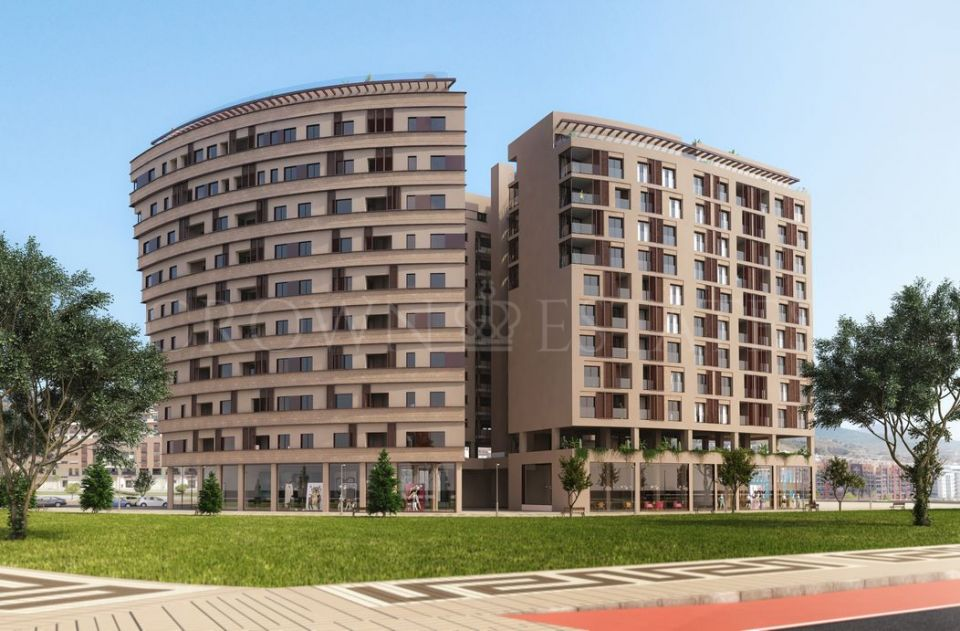 Teatinos Homes, functional and modern apartments in the city of Málaga