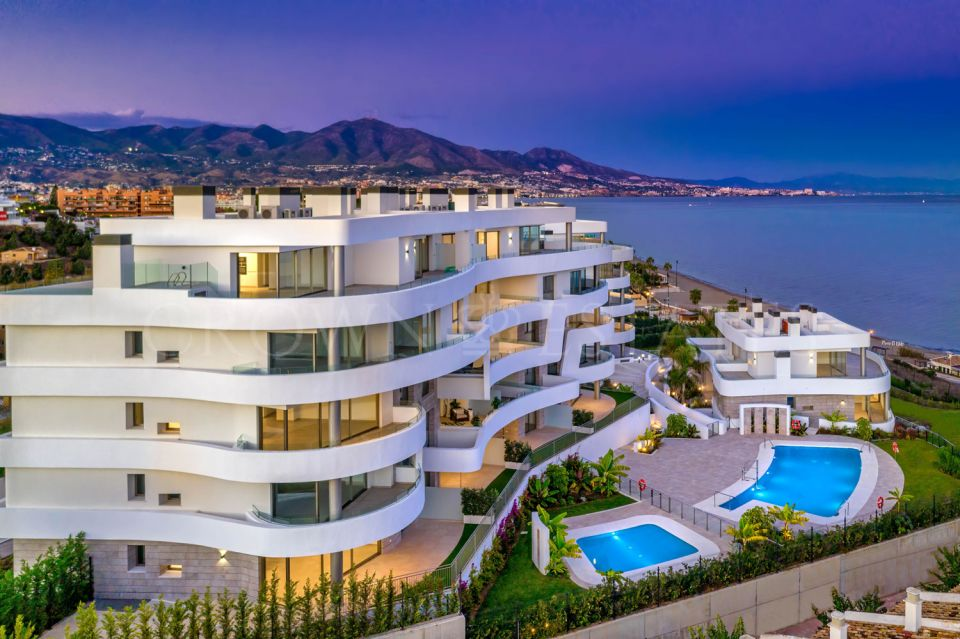 Sea views, direct beach access, iconic architecture and life's amenities on the doorstep. What more could you want from a Mediterranean resort community?