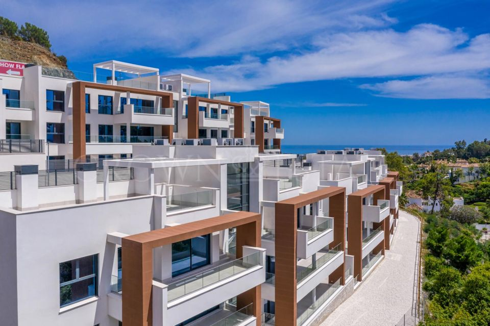 Alborada offers homes with a modern, attractive design and attention to detail, in a promotion perfectly integrated with the nature of its beautiful surroundings.