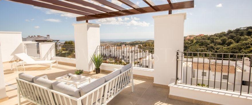 La Floresta, mediterranean style apartments in a privileged environment next to Marbella