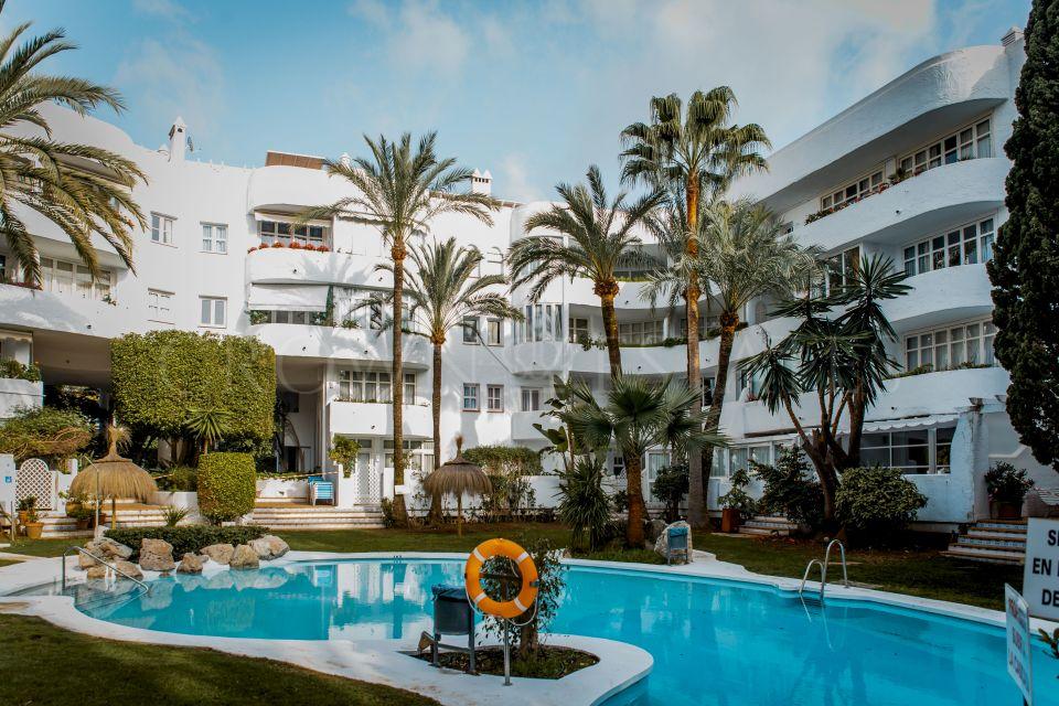 Wonderful apartment on Golden Mile in Marbella