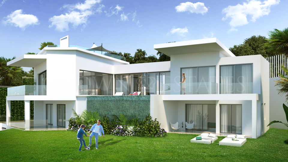 "Off Plan ""Villa California"" in La Montua"