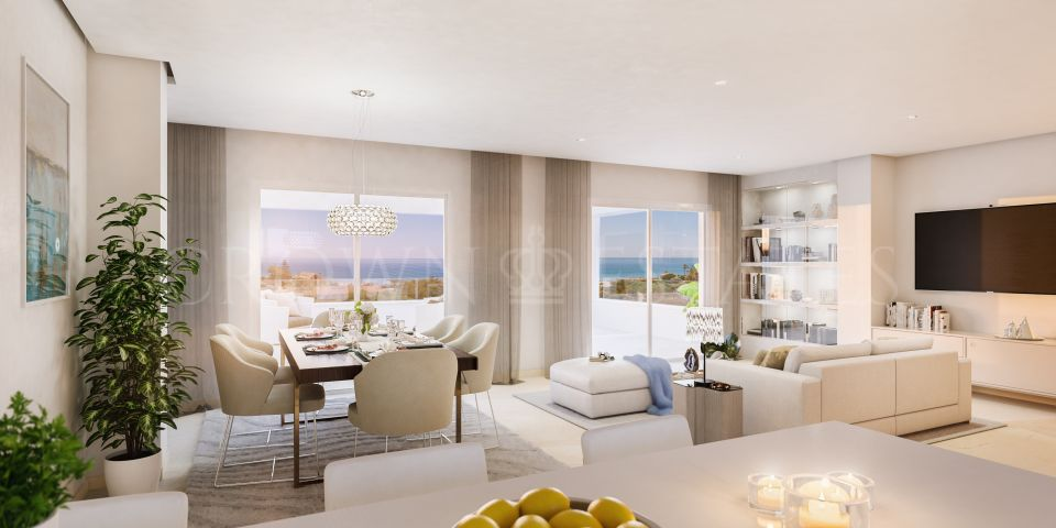 Apartment for sale in Los Altos de los Monteros, Marbella East