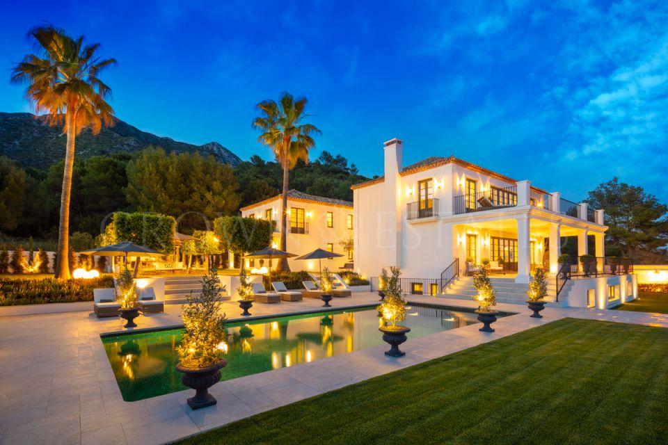 Villa for sale in Marbella Golden Mile