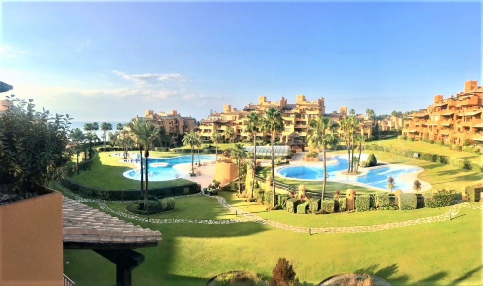 Fantastic apartment on the New Golden Mile, Estepona