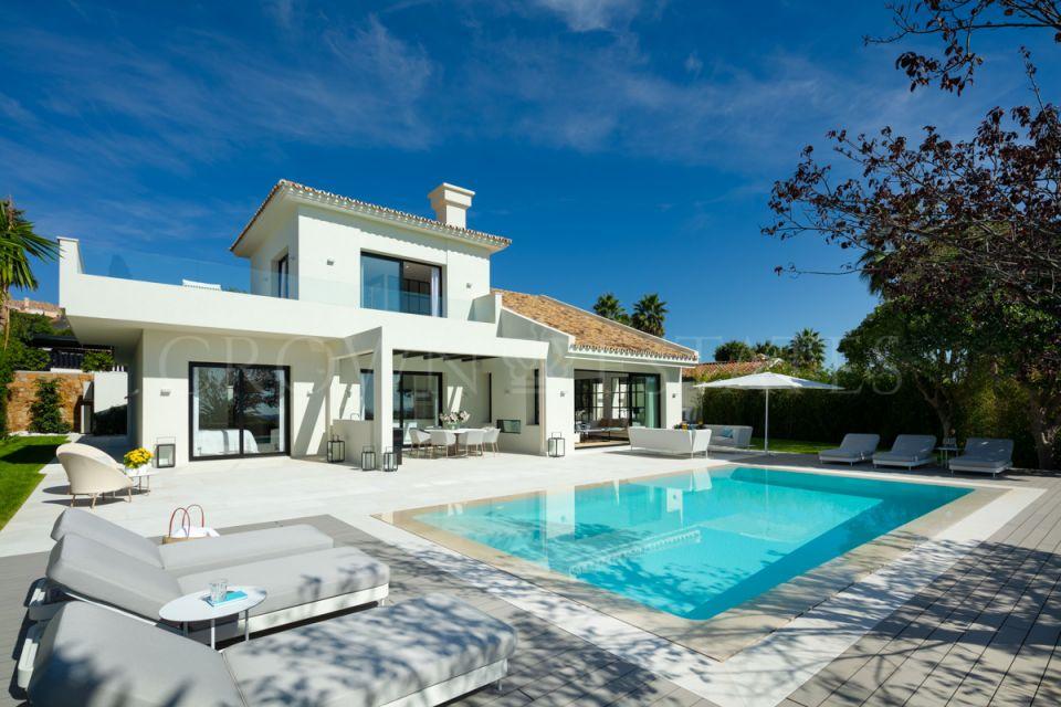 Lovely private villa in Nueva Andalucia, Marbella