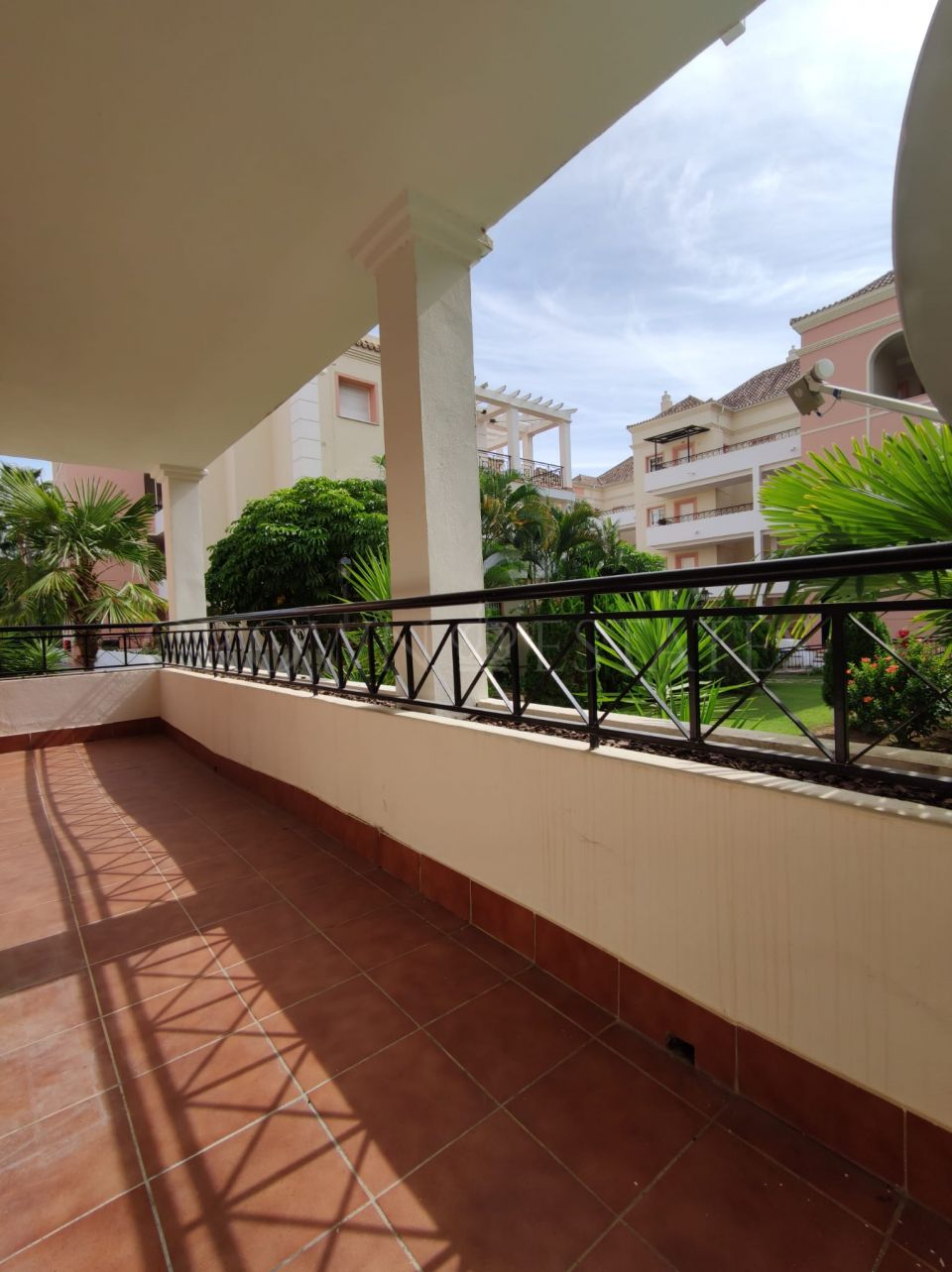 Apartment for rent in River Garden, Nueva Andalucia