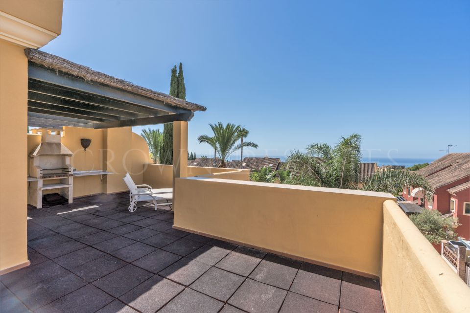 Semi Detached House in Gated Community With Incredible Views.