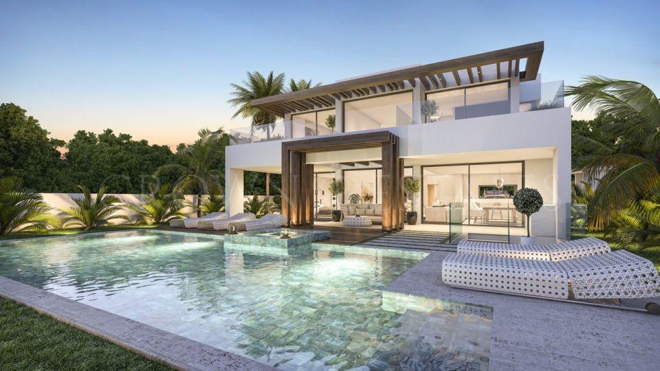 Villa for sale in Buenas Noches, Estepona