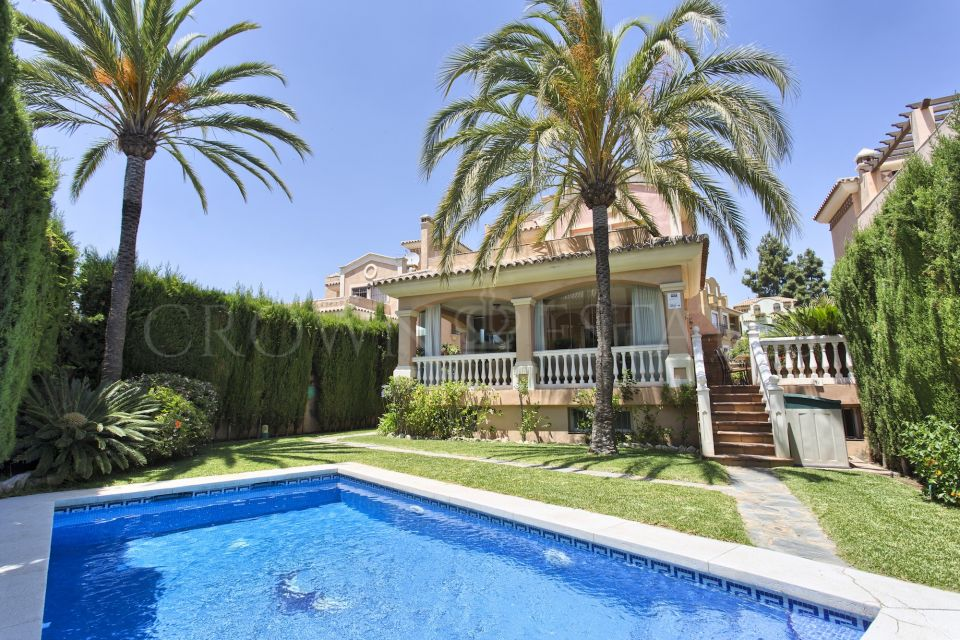 Villa for sale in Marbella Centro