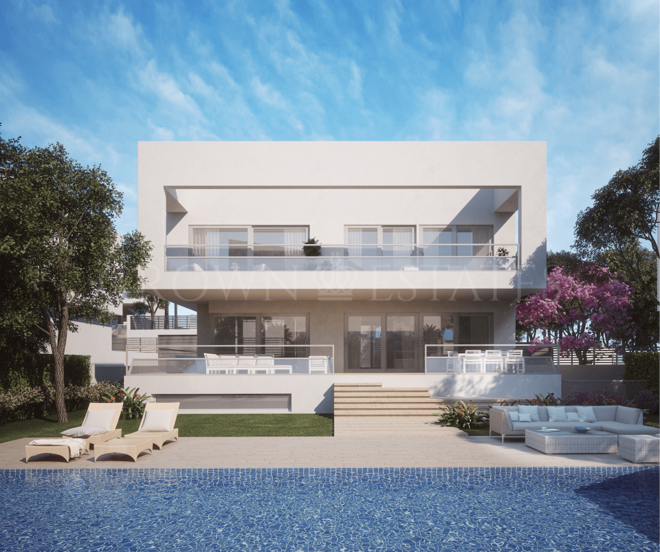 Villa for sale in Casasola, Estepona