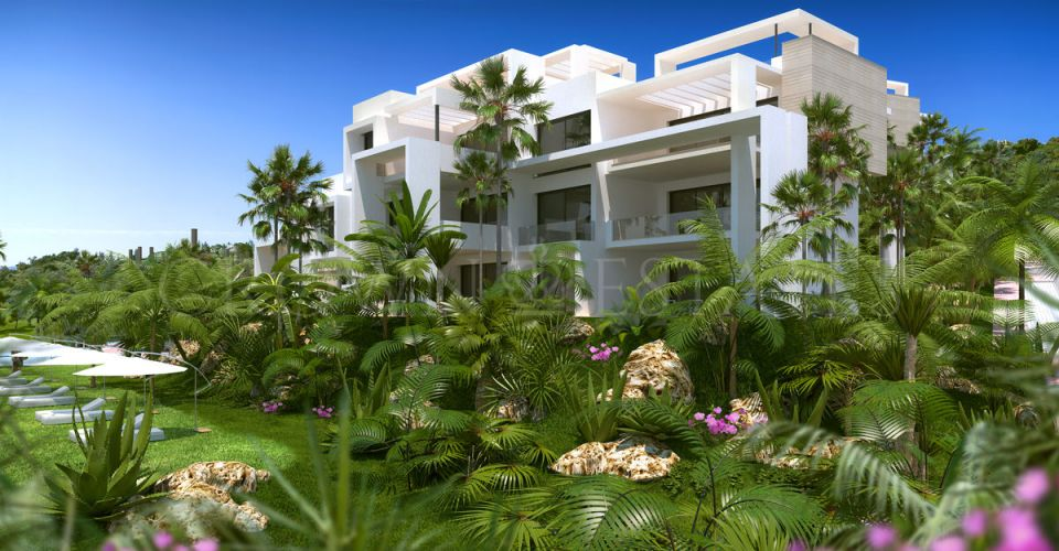 Apartment for sale in Atalaya Hills, Benahavis