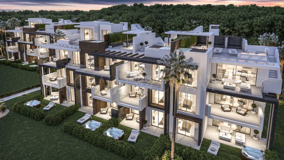 Apartment for sale in Las Joyas, Estepona