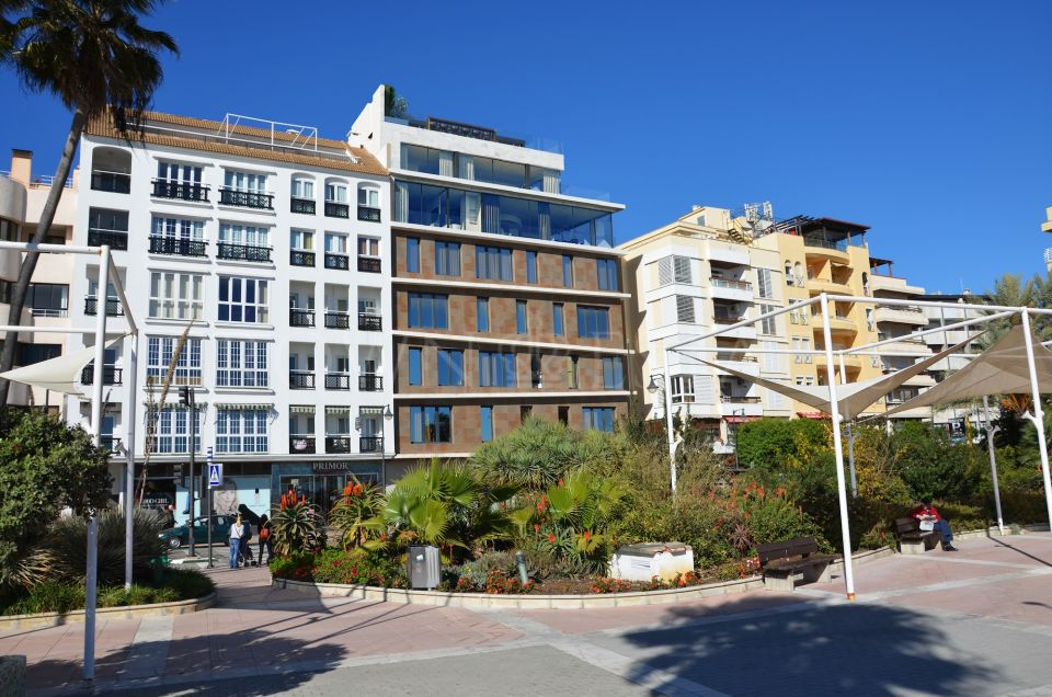 Duplex Penthouse for sale in Estepona Old Town