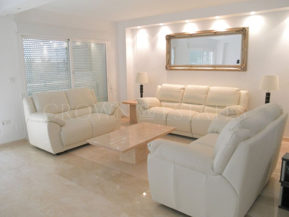 Apartment for sale in Guadalmina Alta, San Pedro de Alcantara