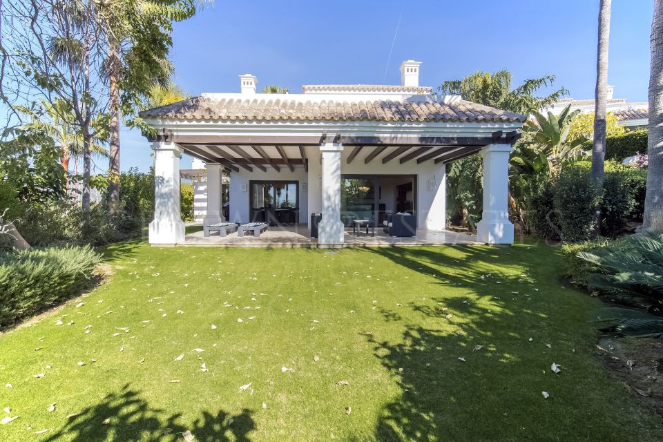Great family Villa on the Marbella Golden Mile.