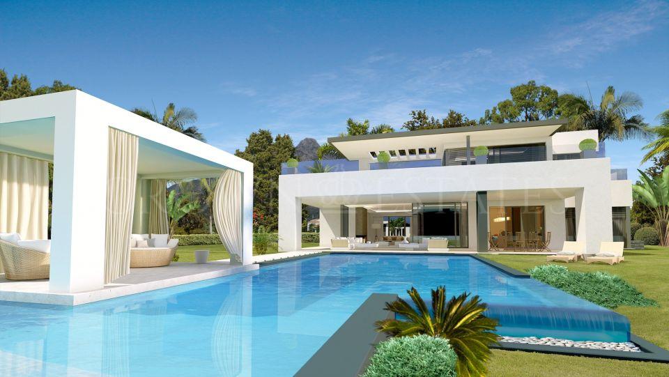 Villa for sale in Las Lomas de Marbella, Marbella Golden Mile