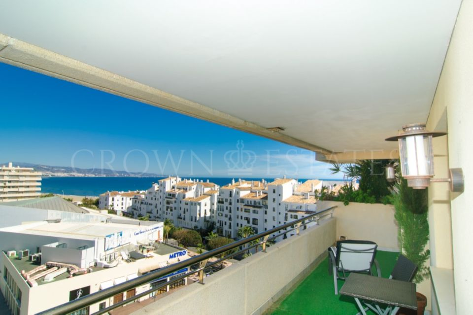 Cosy apartment for rent in Marina Banus near the all amenities