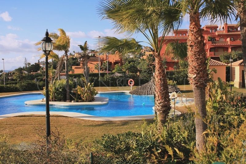3 bedroom town house located in Estepona