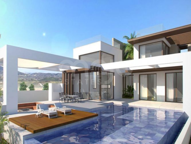 Luxury development in La Cala Golf Resort