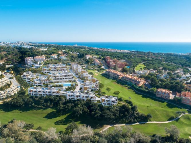 New development of modern apartments in Cabopino