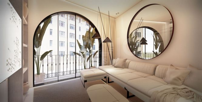 Lovely apartment in central Malaga