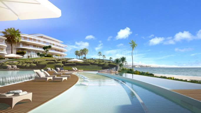 Estepona, Beachfront Penthouse in New Development