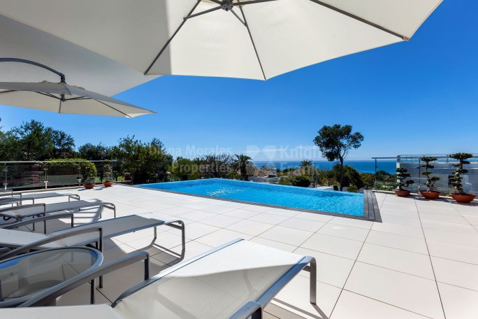 Marbella Golden Mile, Modern Aesthetic in Sierra Blanca