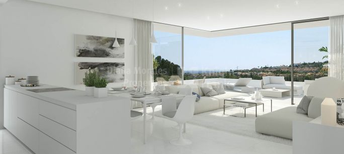 Estepona, New Penthouse near Golf