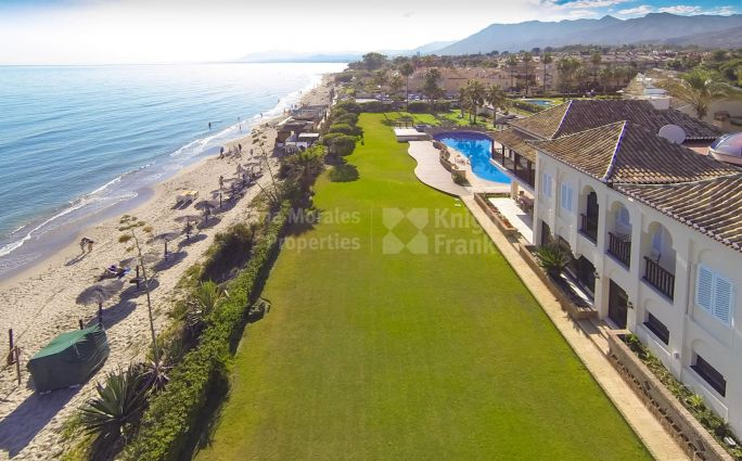 Marbella East, Stunning Beachfront Estate
