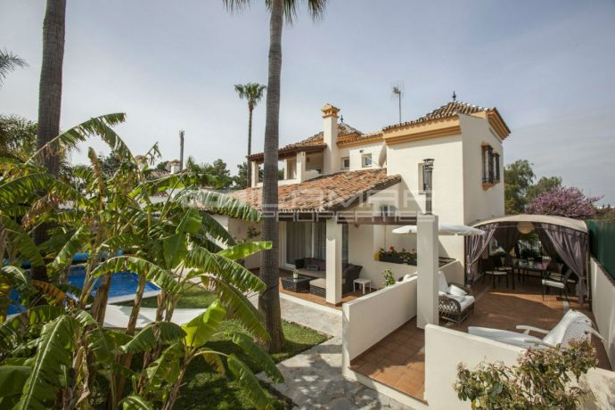 Villa near Puerto Banus and the beach