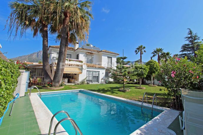 Villa for sale Huerta Belon - Marbella Centre