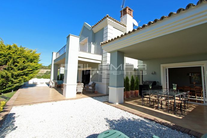 Villa for rent in La Cerquilla - Marbella Nueva Andalucia