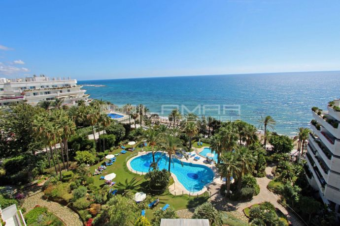 Beach front development Gran Marbella