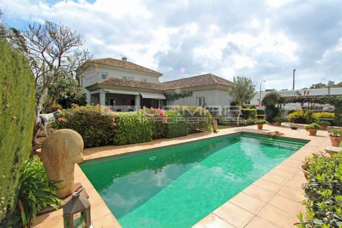 Unfurnished: First line golf in Guadalmina - Marbella