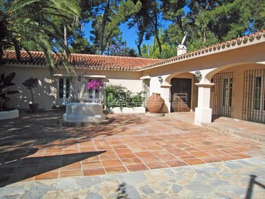 Villa Los Monteros - Marbella - Spain - Cosy and elegant home