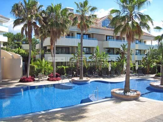 Apartment Los Monteros Park - Marbella - Excellent construction quality