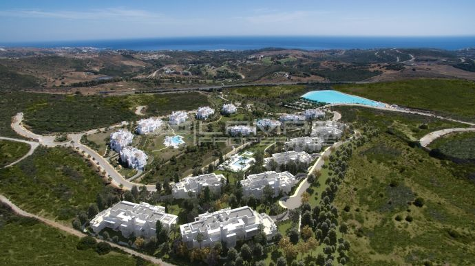 Alcazaba Lagoon, new development on the Costa del Sol - Casares