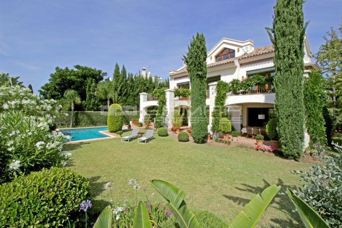 Villa Balcones de Sierra Blanca - Unfurnished - sea views property