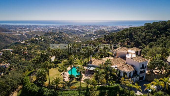 Villa for long term rent in La Zagaleta, Marbella