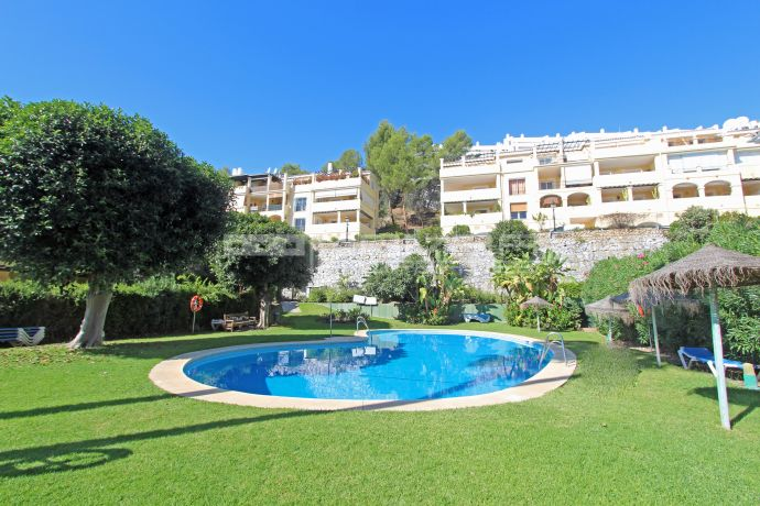 Apartment with views in La Quinta Golf, Benahavis
