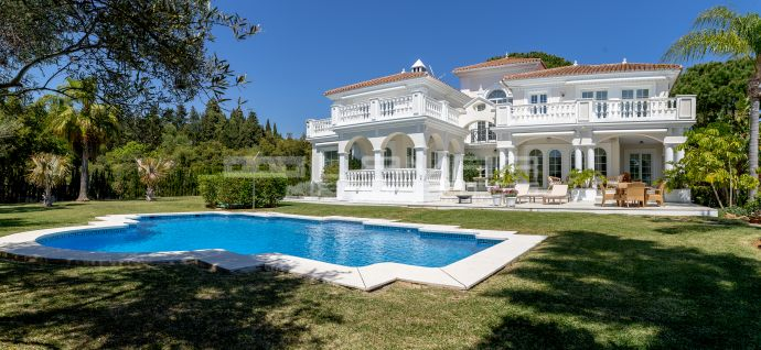 Villa for holiday rent in Marbella - Hacienda Las Chapas