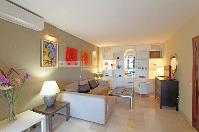 2nd line beach apartment in Marbella Centre
