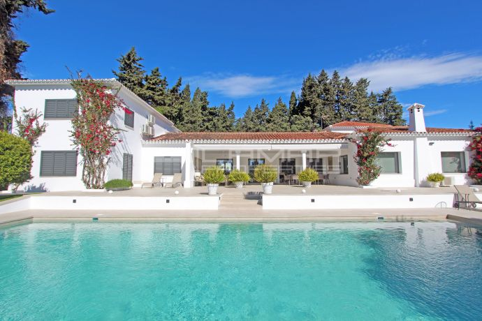 Villa near Puerto Banus - Marbella - Beach at walking distance