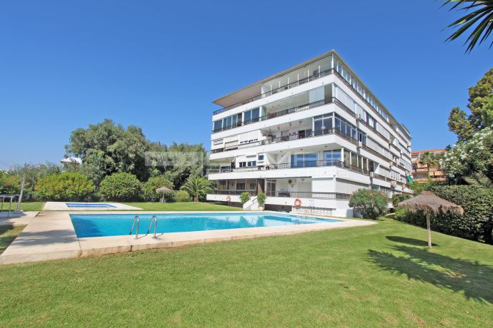 Apartment near the beach and Puerto Banus