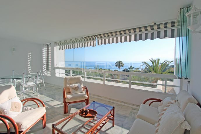 Apartment near the beach in Torre Real - Marbella