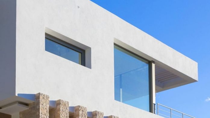 Modern villas and apartments in Marbella