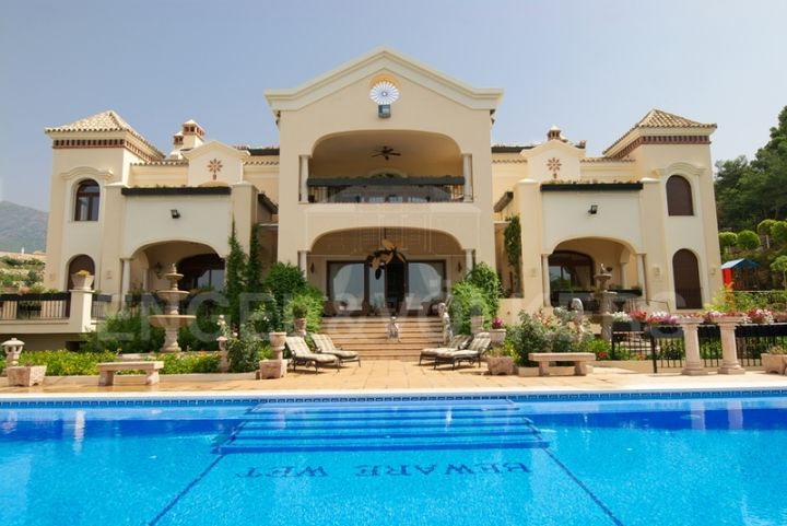 Singular Villa with Outstanding Features in La Zagaleta