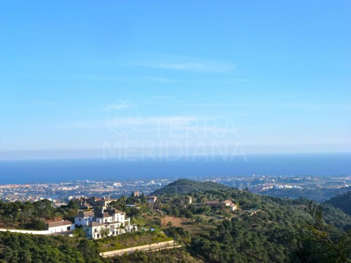 One of the best plots for sale in La Zagaleta