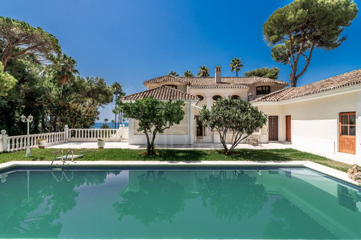 Villa à vendre à La Carolina, Marbella Golden Mile